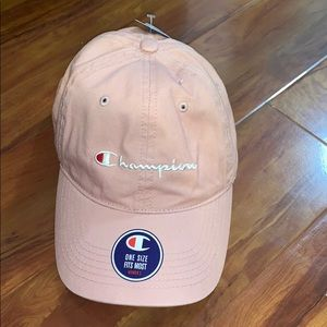 Champion Pink Hat